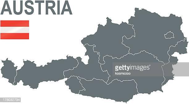 austria - central europe stock illustrations, clip art, cartoons, & icons