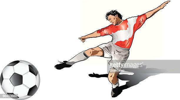 Österreichische soccer player