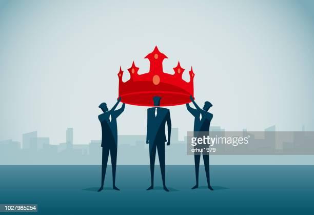 authority - corona zon stock illustrations