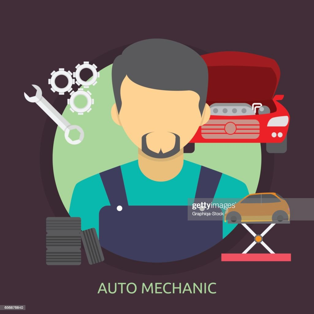 Auto Mechanic Conceptual Design