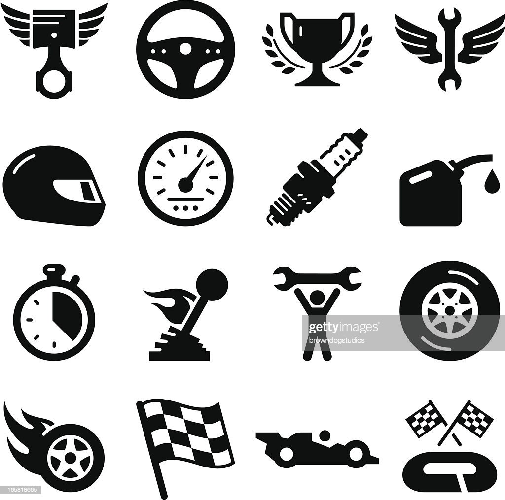Auto Racing - Black Series