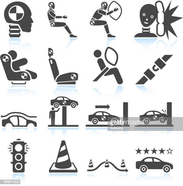 21 Crash Test Stock Illustrations Clip Art Cartoons Icons