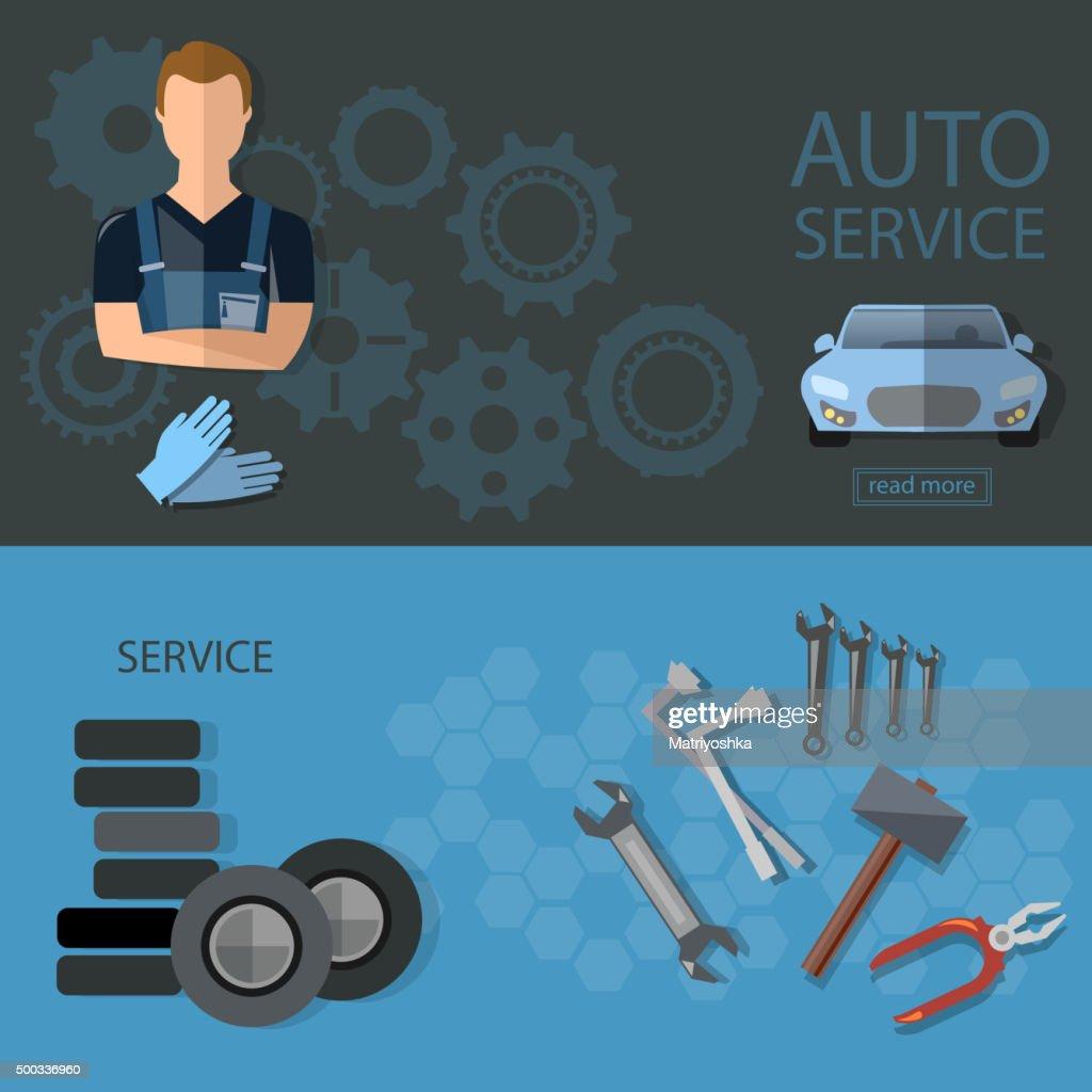 Auto service auto repair tire service oil change auto mechanic