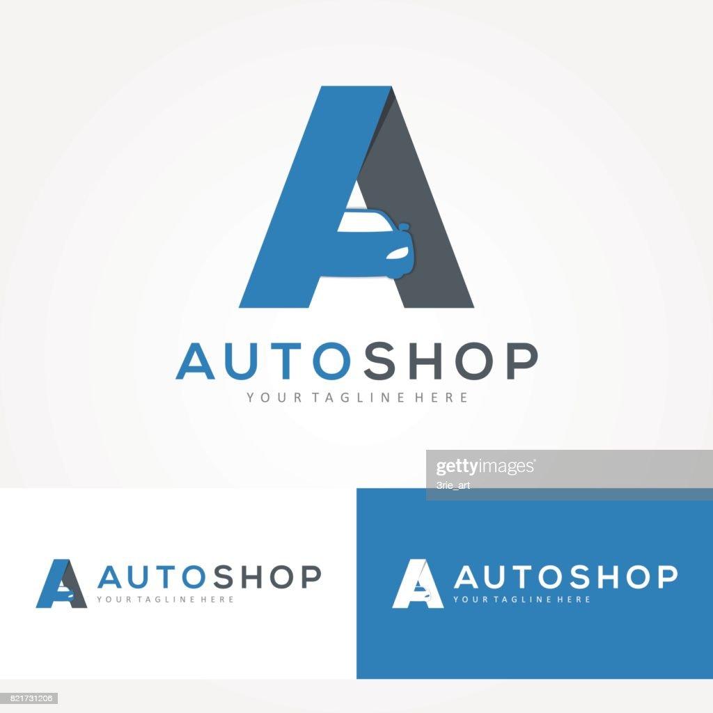 Auto Shop, car