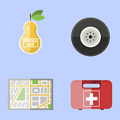 Auto transport motorist icon symbol vehicle equipment service car driver tools vector illustration