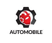 Automobile vector icon