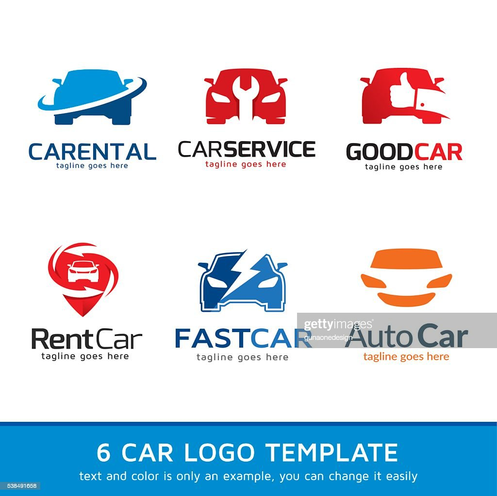 Automotive Car Logo Template Design Vector