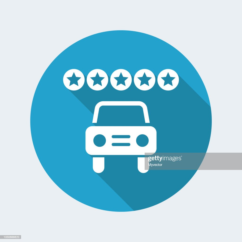 Automotive rating icon