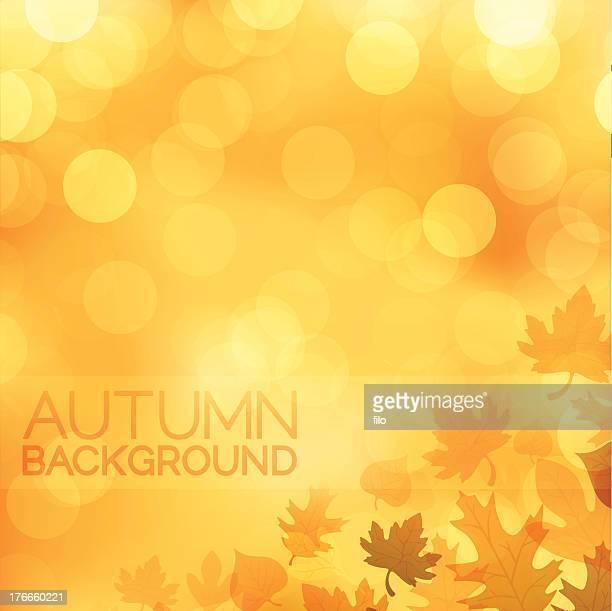 秋の背景 - 九月点のイラスト素材/クリップアート素材/マンガ素材/アイコン素材