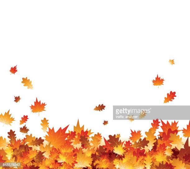 autumn background - autumn stock illustrations