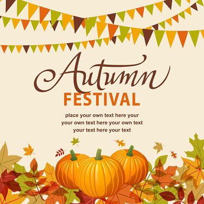 Autumn Festival With Pumpkins - gettyimageskorea