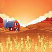 Autumn Harvest Farm