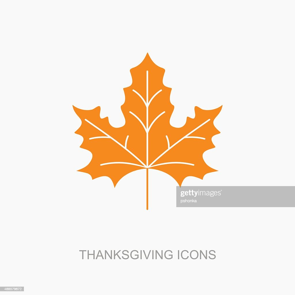 Autumn Leaves icon,