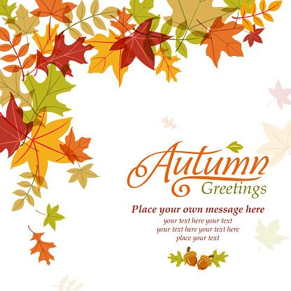 Autumn Poster - gettyimageskorea