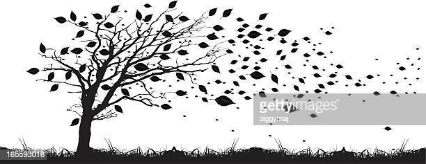 De otoño Tree