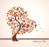 Autumn Tree.