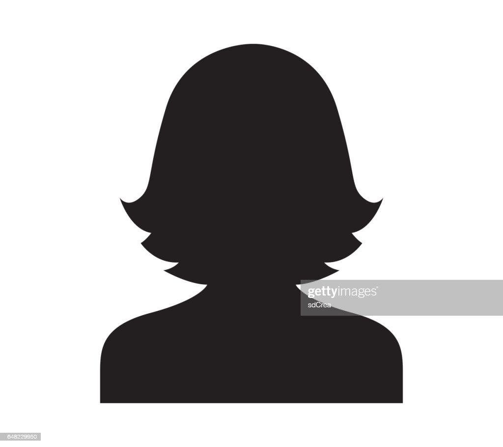 Avatar Icon Design for Woman
