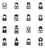 Avatar Icons Set 4
