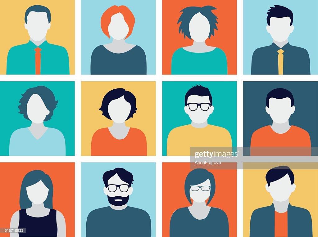 Avatars - Characters