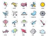 Aviation Doodles