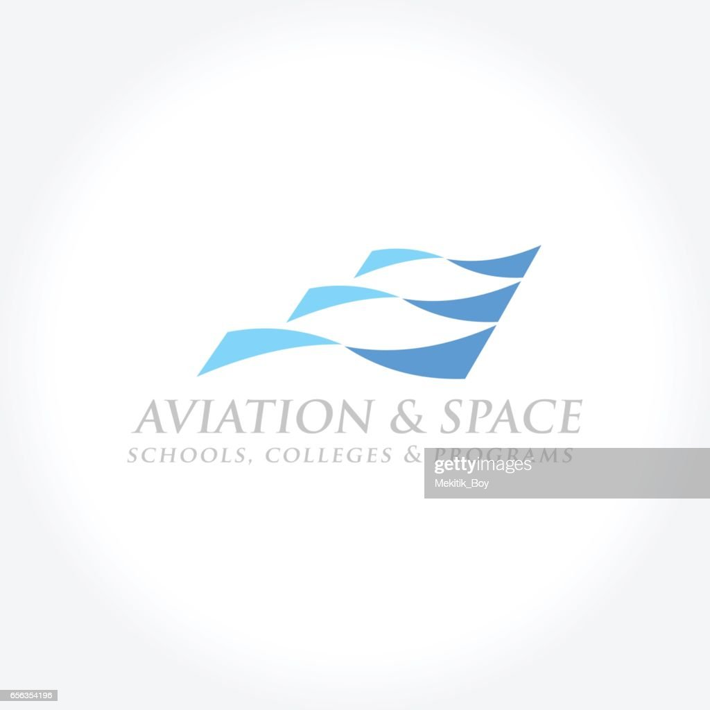 aviation industry, transportation concept illustration