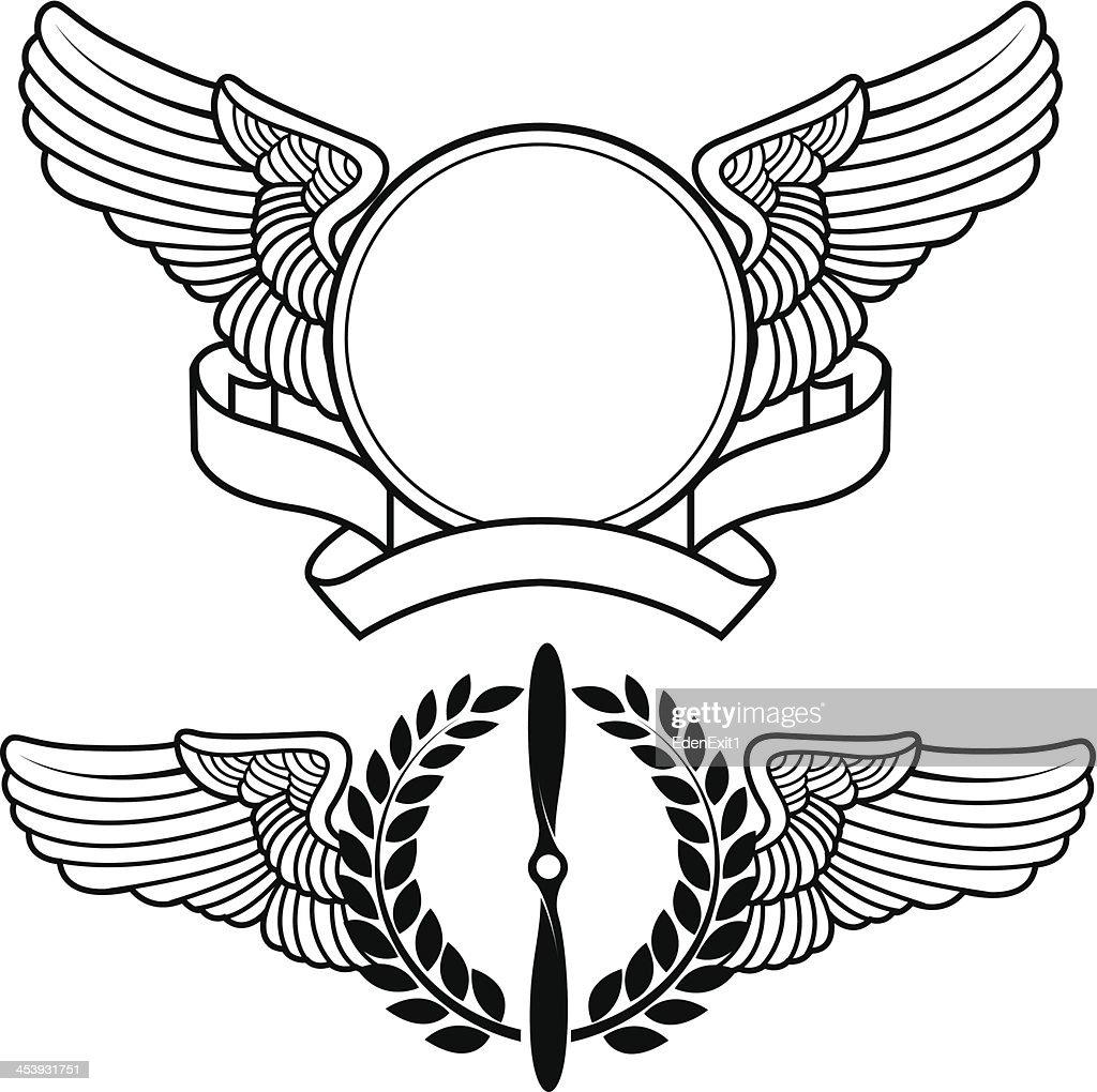 Aviation symbols