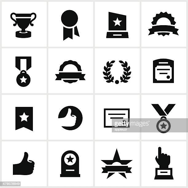 Award and Recognition Icons