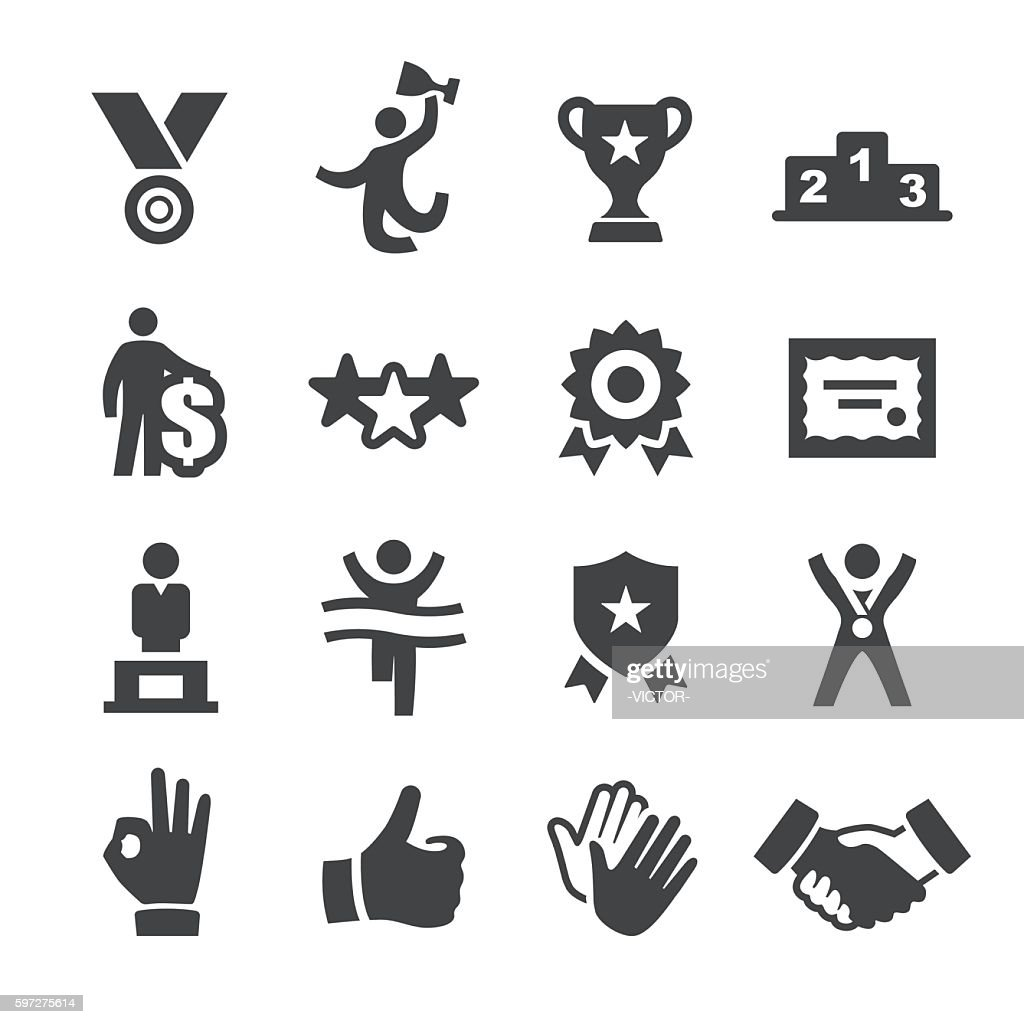 Award and Success Icons - Acme Series