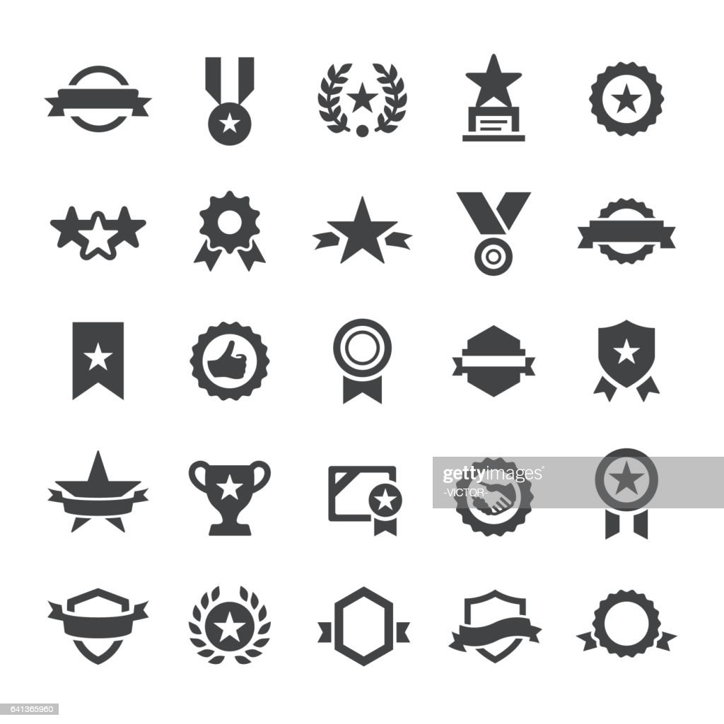 Award Icons - Smart Series