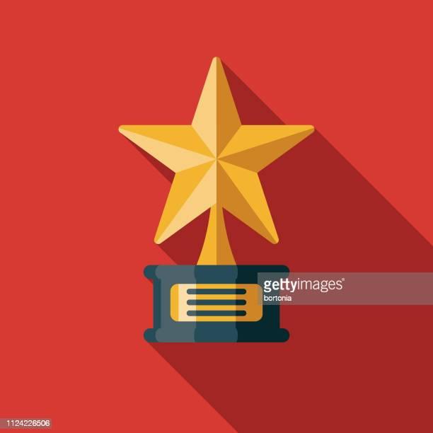 award movie icon - award stock illustrations
