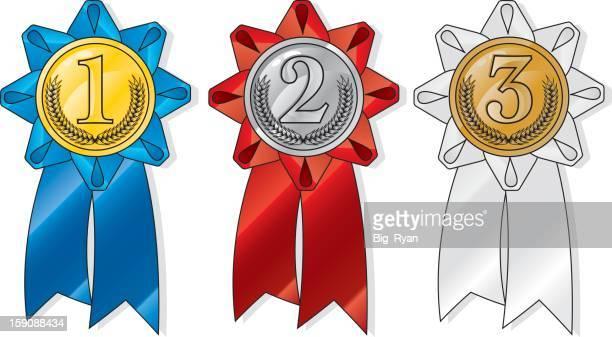 award ribbons
