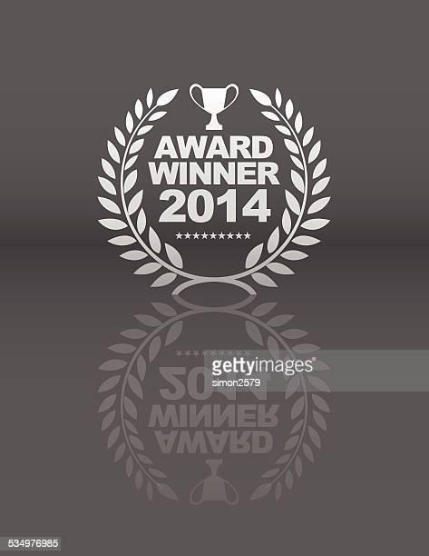 Award Winner emblem