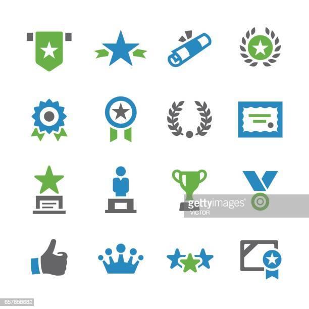 Awards Icons - Spry Series