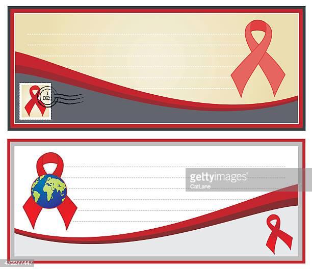 banners Consciencialização contra a SIDA