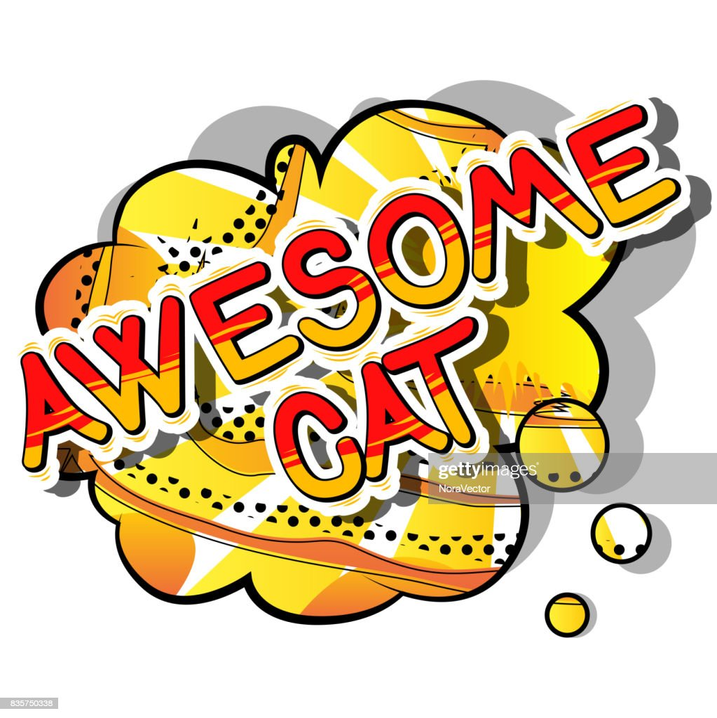 Awesome Cat