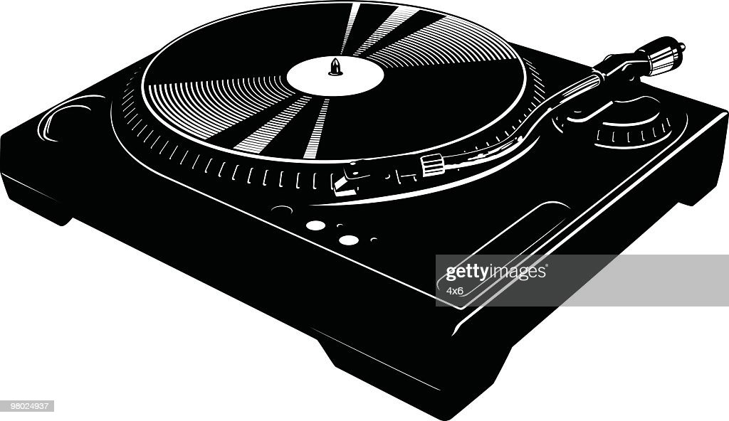 Awesome turntable