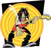 Axeman Rocker