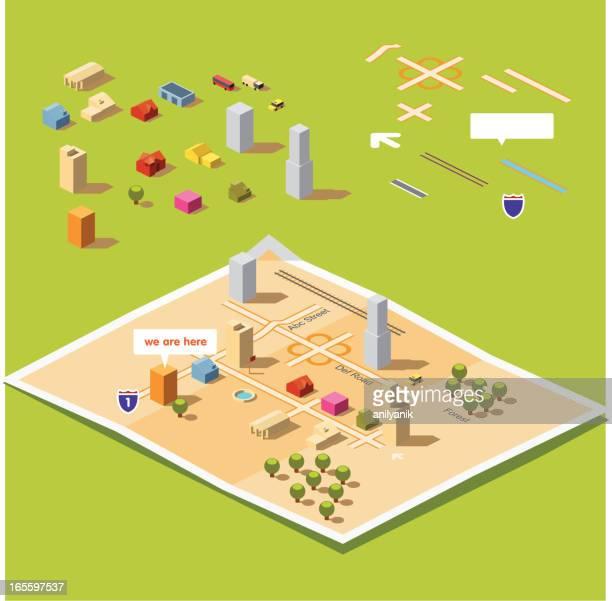 ilustraciones, imágenes clip art, dibujos animados e iconos de stock de mapa conjunto de herramientas 26,6° - caja de herramientas