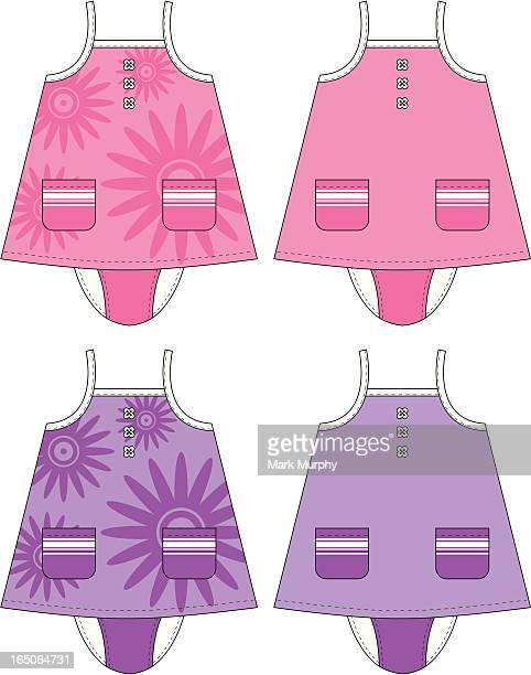 Babys Sommerkleid (& Muster