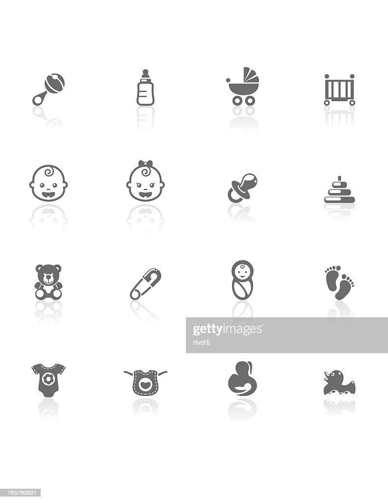 Baby | BW Icons