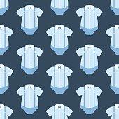 Baby fashion pattern