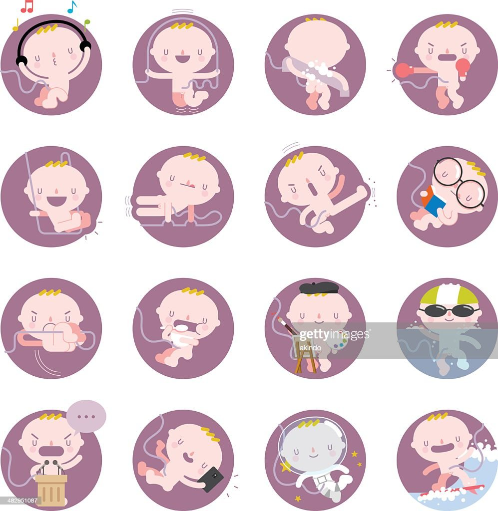 Baby fetus