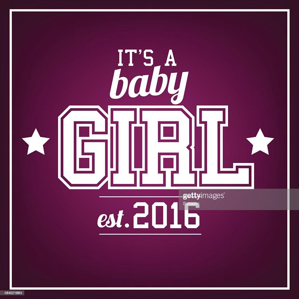 Baby Girl 2015