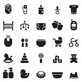 Baby icons [Black Edition]