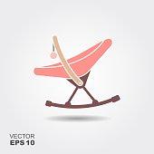 Baby rocking chair for newborns