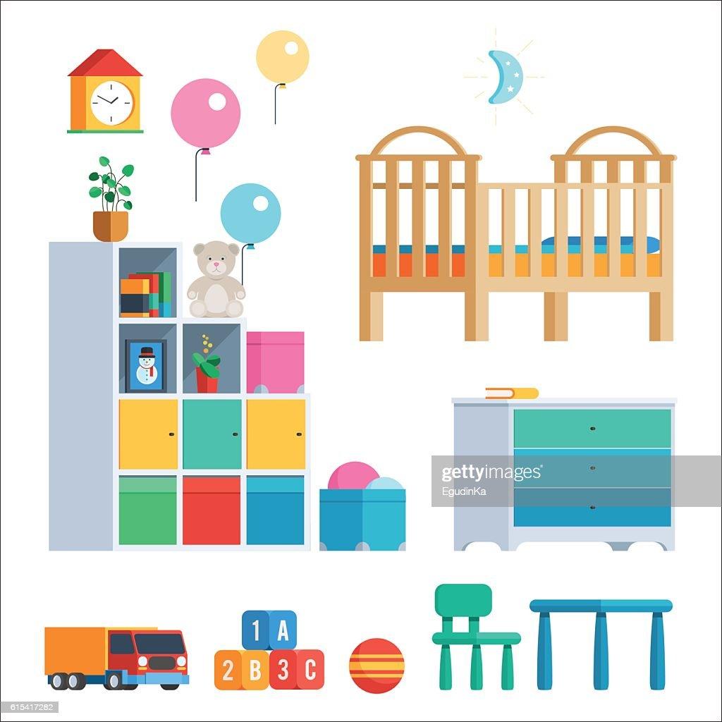 Baby room set