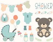 Baby Shower Elements