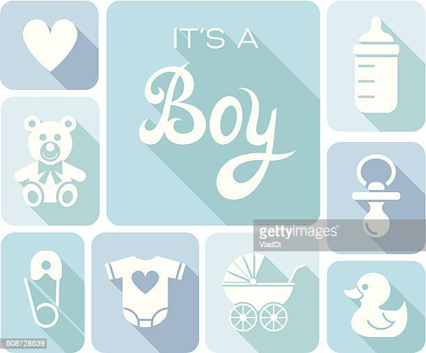 Baby shower - It's a Boy