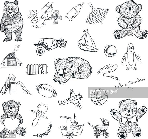Baby Toys Doodles