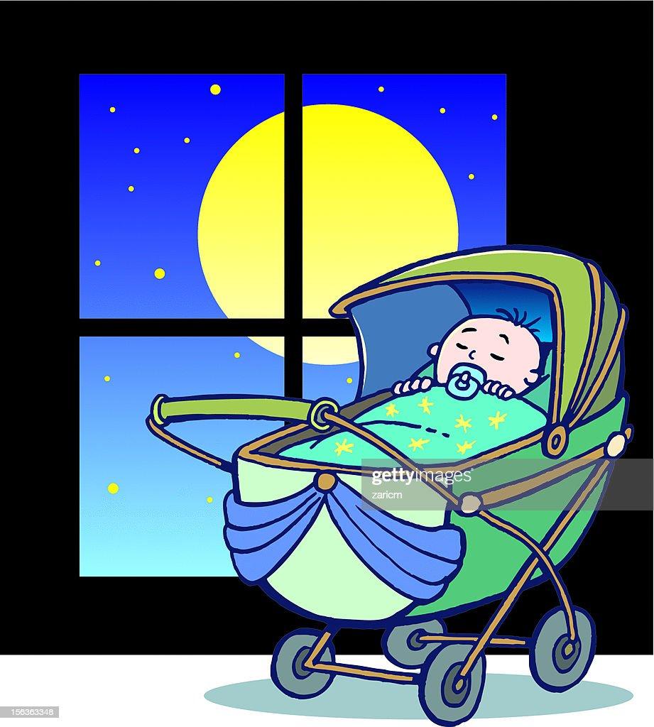Bebê : Ilustração